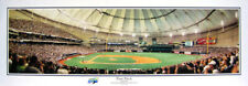 1998 Tampa Bay Rays Tropicana Field First Pitch Panoramic Poster 2010