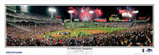 Boston Red Sox Fenway Park 2013 World Series Game 6 Panoramic Poster 2091