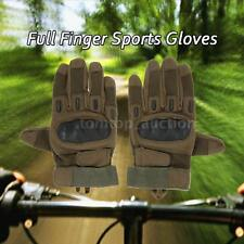 Outdoor Hard Knuckle Full Finger Tactical Gloves Sport Cycling Hunting Hot J4L4