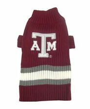Texas A&M Aggies NCAA Dog Pet Sweater shirt (all sizes)