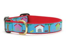 Dog Puppy Design Collar - Up Country - Made In USA - Neighbors Dog - Choose Size