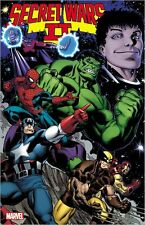 MARVEL COMICS SECRET WARS II 2 TRADE PAPERBACK TPB MEPHISTO BEYONDER JIM SHOOTER