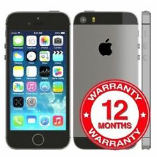 """""""No Finger""""-Apple iPhone 5S/4S - GSM """"Factory Unlocked"""" 8-16-32-64GB Save 10 AU"""
