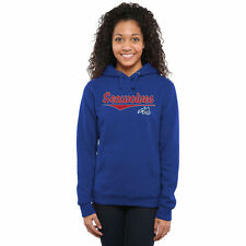 Stony Brook Seawolves Women's American Classic Pullover Hoodie - Royal - NCAA
