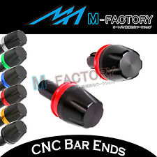 MF CNC Zero5 Bar End Slider Fit Ducati STREETFIGHTER 848 09 11 12 13 14 15