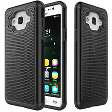 Slim Thin Shockproof Hybrid Rugged Rubber Hard Case Cover For Samsung Galaxy On5