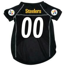 Pittsburgh Steelers NFL Pet Dog Mesh Football Jersey (all sizes)