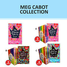 Princess Diaries Collection By Meg Cabot Seventh Heaven Gift Wrapped Set NEW