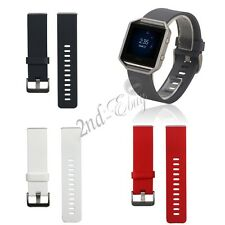 New Fitbit Blaze Watch Replace Silicone Watchband Sport Wrist Watch Band Strap
