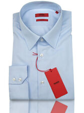 BOSS HUGO Business shirt C-Enzo ( Regular Fit ) light blue 100% Cotton
