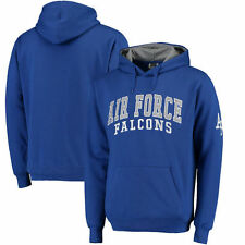 Air Force Falcons Stadium Athletic Double Arches Pullover Hoodie - Royal - NCAA