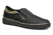 Women's Guess Maze Trainers in Black