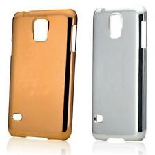 Mirror Chrome Hard Case Cover For Samsung Galaxy S5 i9600 SM-G900 - Silver/Gold