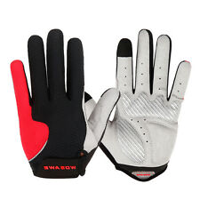 Full Fingers Cycling Gloves Autumn Spring MTB Biking Bicycle Gloves Touch Screen