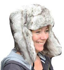 New Mens Womens Unisex Faux Fur Trapper Warm Winter Thermal Hat AW109