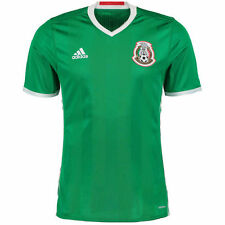 Mexico Soccer adidas Home Authentic climacool Jersey - Green - Soccer