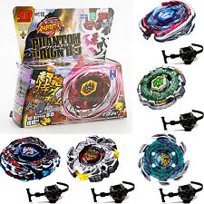 4D Beyblade Stadium Super Metal Top Rapidity Fight Master Launcher Grip Toy Gift