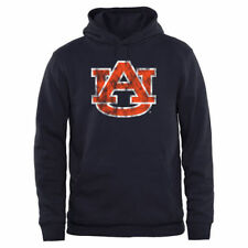 Auburn Tigers Big & Tall Classic Primary Pullover Hoodie - Navy