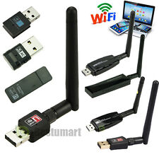 150-600Mbps Dual Band 2.4/5Ghz Wireless USB WiFi Network Adapter 802.11AC Antenn