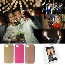 Latest LED Light Up Selfie New Phone Case Cover for iPhone 6/6S/7 Plus/5SE