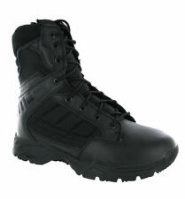 Magnum Tactical Response 8.0 Combat Police Army Military Side Zip Boots UK4-14