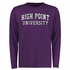 High Point Panthers Fanatics Branded Mens NCAA Everyday  T-Shirt - Purple