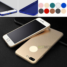 Luxury Ultra-thin Slim Skin Touch PC Hard Case Cover For Apple iPhone 7 & 7 Plus
