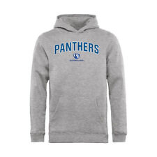 Eastern Illinois Panthers Youth Proud Mascot Pullover Hoodie - Ash - - NCAA