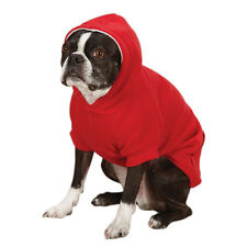 Zack & Zoey FLEECE LINED DOG PET HOODIE Limited Sizes & Colors HURRY