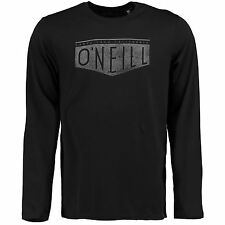 ONeill Mens Clean T Shirt Long Sleeve Crew Neck Tee Casual Top Clothing Wear