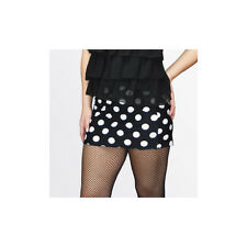 V-Front Mini Skirt Crossdresser LG fits waist to 40""