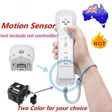 Motion Plus MotionPlus Adapter Sensor for Nintendo Wii Remote Controller DD#