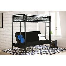 DHP Rockstar Twin/ Futon Bunk Bed