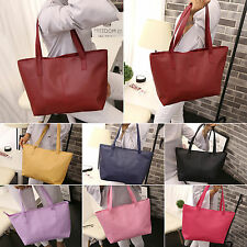 Leather Messenger Hobo Handbag Women Lady Girl Shoulder Bag Tote Purse Satchel