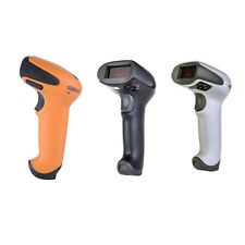 Wireless Bluetooth USB Laser Barcode Scanner Bar Code Reader Handheld For PC IOS