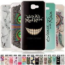 For Samsung Lenovo Huawei Rubber Silicone IMD TPU Soft Back Skin Cute Case Cover