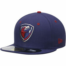 Lancaster JetHawks New Era Authentic Home 59FIFTY Fitted Hat - Navy - MiLB