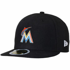 New Era Miami Marlins Fitted Hat - MLB