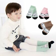 New Baby Girls Boys Cotton Skid Floor Socks Cute Cartoon Pattern Anti-Slip Socks
