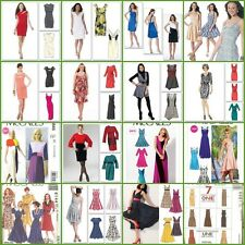 OOP McCalls Sewing Pattern Misses Plus Size Dress You Pick