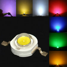 100/50/10/5ps High power 1/3W Red/Blue/Green/Yelow/UV/White/Warm LED Light Diode
