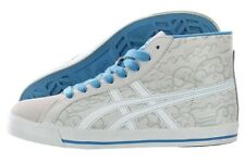 Asics Onitsuka Tiger Fabre BL-L D908L-0101 White Retro Shoes Medium (D, M) Mens