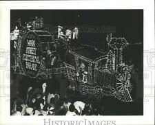 1991 Press Photo The Main Street Electrical Parade returns this summer at Disney