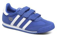 Kids's Adidas Originals Dragon Og Cf C Low rise Trainers in Blue