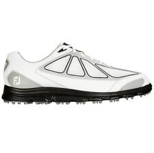 FootJoy Mens FJ Superlites CT Closeout Golf Shoes 58001 – White/Grey/Black - New