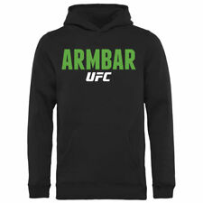 UFC Youth Armbar Pullover Hoodie - Black - MMA
