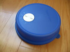 Tupperware Replacement Seal # 4565A Blue Lid Round FreezeSmart Ice Cream Keeper