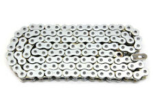 O-Ring 120 Link Chain Silver Finish,for Harley Davidson motorcycles,by V-Twin
