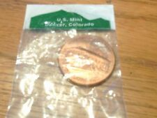 US MINT DENVER COLORADO DEPT OF THE TREASURY COIN