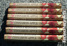 Hem Cinnamon Apple Incense 20-40-60-80-100-120 Sticks You Pick Amount {:-)